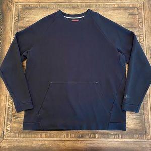 Nike Tech Crew Black Sweatshirt